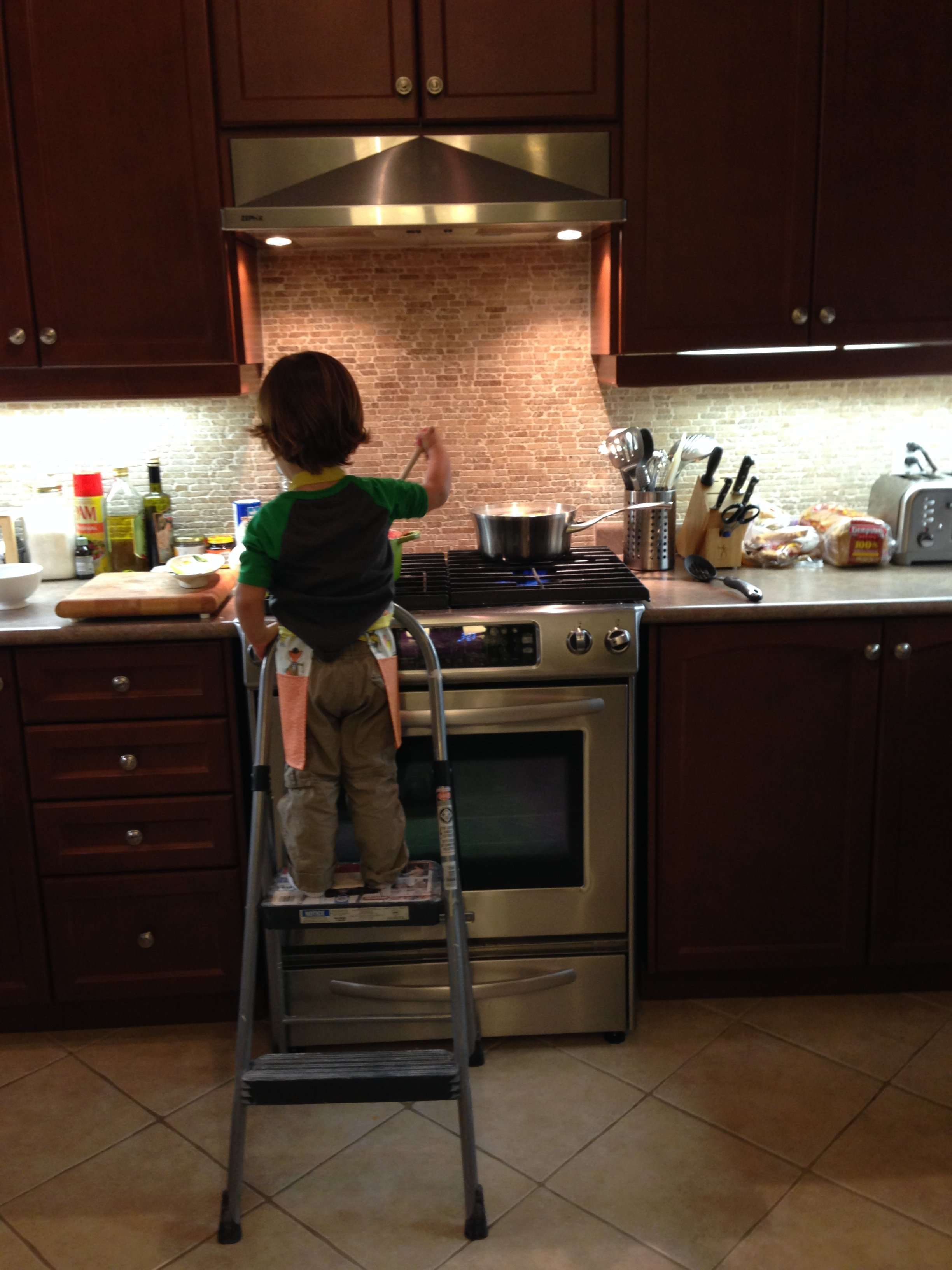 Cooking 101 For The Mini Chef