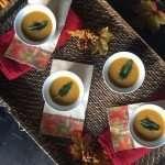 Sweet Potato Sage Apple Soup www.dailytiramisu.com