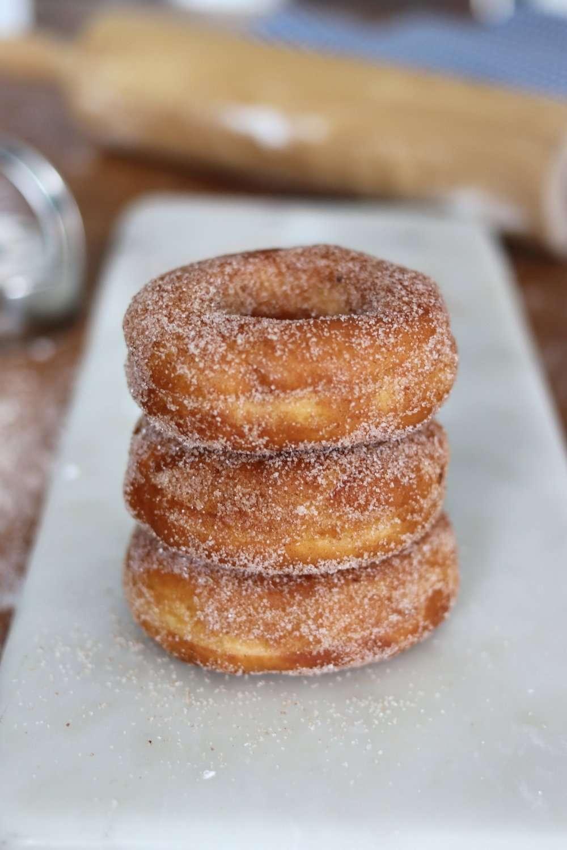 Doughnuts (Basic Yeast-risen)