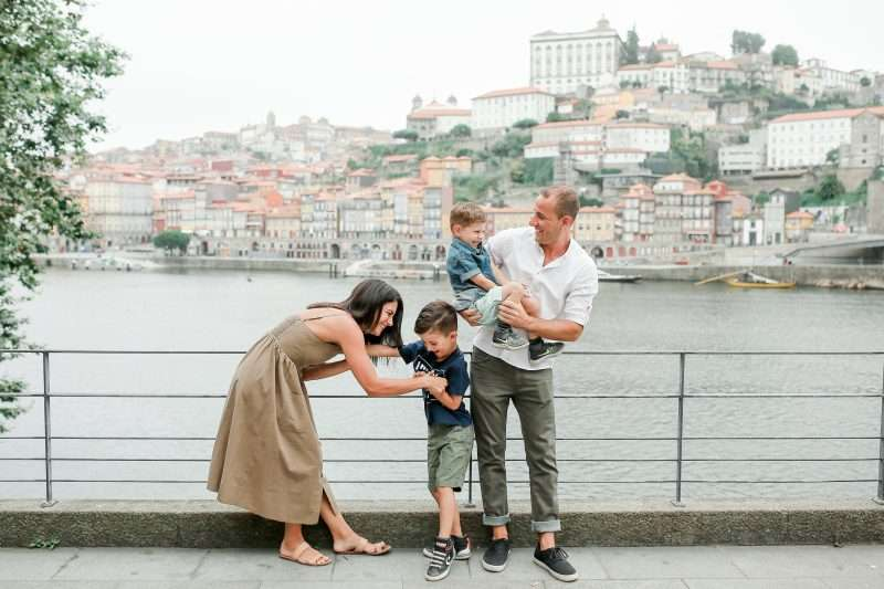 Family Travel: Porto + Our Flytographer Shoot