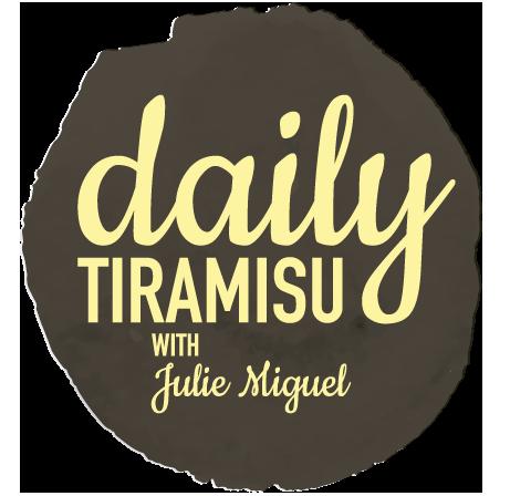 Daily Tiramisu
