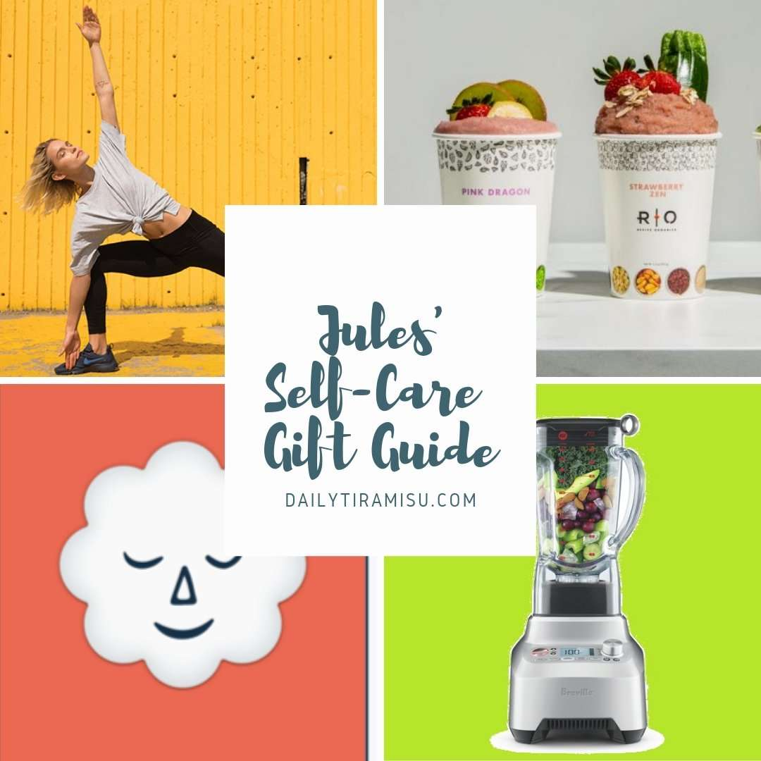 Jules' Self-Care Gift Guide