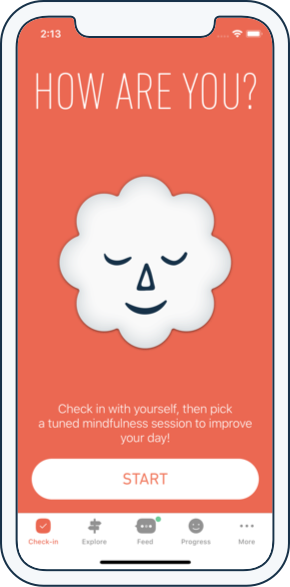 Meditation app beauty finds Jules' Self-Care Gift Guide