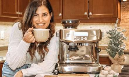 Get Cozy with a Breville Barista Pro!