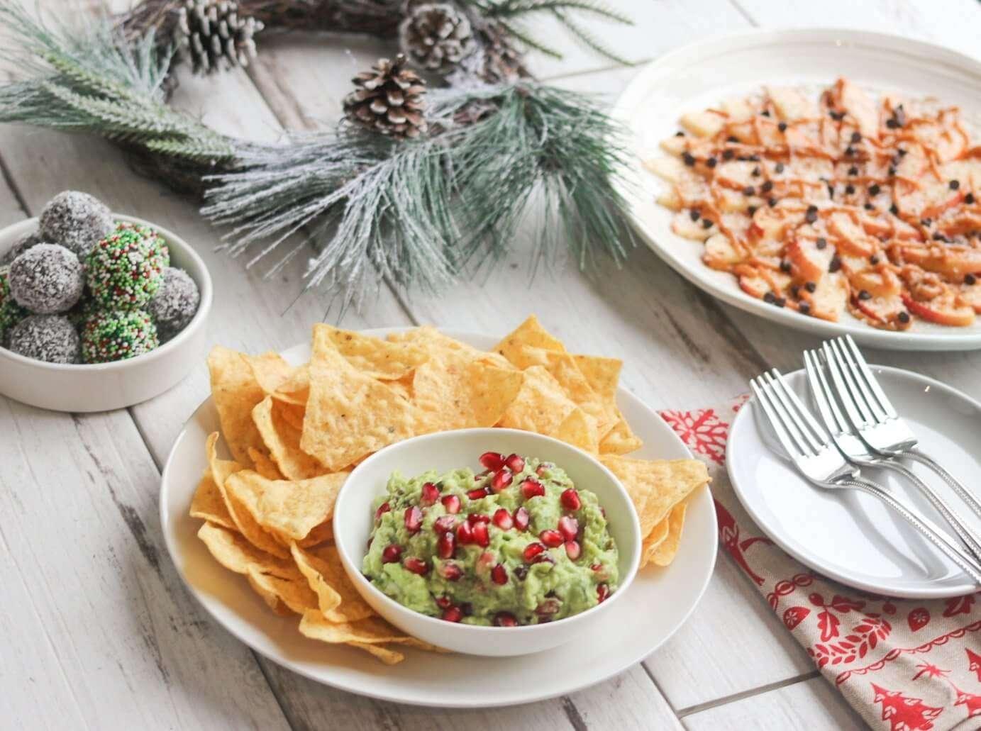 Holiday snack ideas by julie miguel food expert breakfast television on dailytiramisu.com