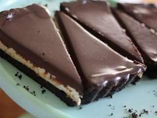 IMG 3106 1024x683 1 chocolate No-Bake Chocolate Mascarpone Tart /w Espresso Infused Ganache + VIDEO