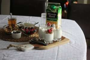IMG 9537 300x200 1 breakfast 7 Simple and Healthy Breakfast Hacks in partnership with Minute Maid Breakfast Day in Canada