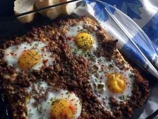 rethinkbeef mayaimani1 1024x768 1024x768 1 #reethinkbeef Easy Stuffed Eggplants
